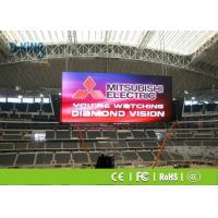 Quality IRON BOX P4 Outdoor LED Display , High Brightness Outdoor Advertising Billboards for sale