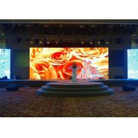 Buy cheap Indoor rental led display 64x64 dot , ultra slim led video wall rental For stage from wholesalers