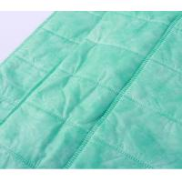 Quality Medium Efficency Pocket Filter Media With Synthetic Non - Woven Fabric Material for sale