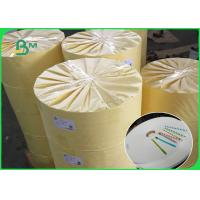 Buy cheap Inside Paper Harmless 120gsm Food Grade White Kraft Paper Width 13mm 27mm 33mm from wholesalers