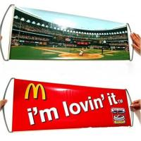 Quality Auto rolling Banners for sale
