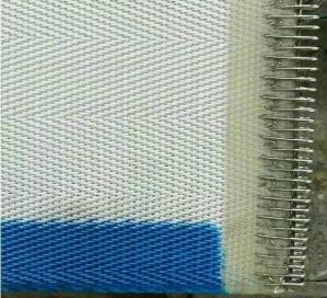 Quality Sludge Dewatering Conveyor Dryer Belt , Waste Water Treatment Screen for sale