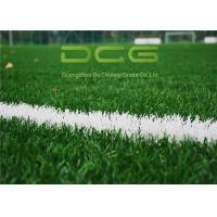 Quality 8 Years Guaranty Football Artificial Grass / Soccer Artificial Turf Durable for sale