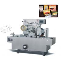 China PLC Control Small Box Automatic Shrink Wrapping Machine 30-50 Bags/min BT-350C on sale