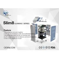Quality Double Handles 	Fat Freezing Machine , Cryolypolysis Slimming Machine 4 Handpieces for sale