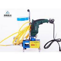 Buy cheap Waterproofing Single Component High Pressure Grouting Machine For Injection Packers Steel from wholesalers