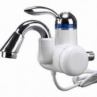 Quality Electric Instant Hot Water Faucet, Easy to Install, Fast and Convenient for sale