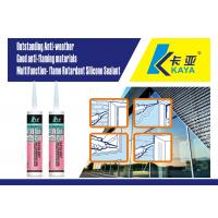 Quality Wide Adhesion Heat Proof  Silicone Sealant  Weather - Resistance for sale