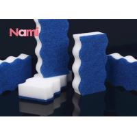 Buy cheap Powerful Cleaning Eraser Sponge Pads Multipurpose Heavy Duty Scrubber Blocks from wholesalers