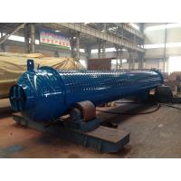 Buy Silver Oil Fired Boiler Steam Drum SGS Certification Excellent Performance at wholesale prices