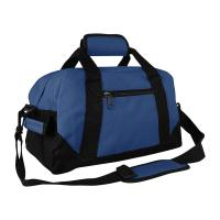 Quality Small Navy Mens Sports Bag / Mens Athletic Bags Breathable Big Capacity for sale