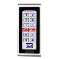 Quality Stand Alone Proximity Access Control System , EM / MF Card Standalone Rfid Reader for sale