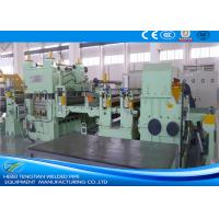 Quality Large Automatic Slitting Machine , Steel Coil Cutting Machine Max 150m / Min for sale