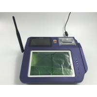 Quality RFID Android Smart All In One POS with Ticket Printer ABS Industrial Plastic for sale