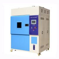 Quality Weather Resistant Xenon Test Chamber / Xenon Weathering Test , Stainless Steel for sale