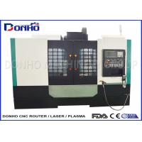 Quality Auto Tool Changer CNC Milling Machine , 3 Axis Machine For Light Alloy Processing for sale
