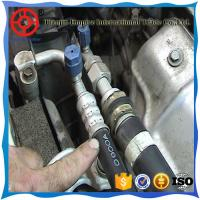 Quality STEEL WIRE REINFORCED FUEL HYDRAULIC HOSE AUTO AIR-CONDITION HOSE for sale