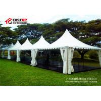 Second Hand White Festival Party Tent 8M X 8M Size TUV Certificated