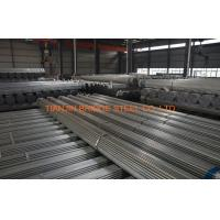 Quality Q215 16Mn SS400 Pre Galvanized Steel Pipe For Gas , Water Delivery Pipe for sale