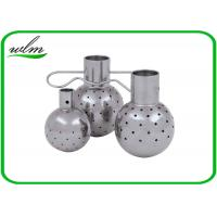 Buy Hygienic Rotating Cip Spray Ball Bolted Fixed , Cleaning Without Dead Angle at wholesale prices