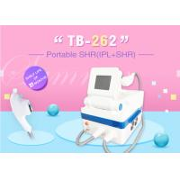 Quality IPL SHR Hair Removal , Age Spots Removal , Sider Vein Removal Skin Rejuvenation Machine for sale