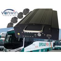 Quality CCTV Wifi 3G 8 Channel Mobile DVR Auto Download GPS Tracking for sale