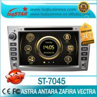 Quality HD Touch Screen Automobile DVD Players USB SD Slot for sale
