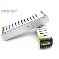 Quality LED Punch Words Led Switching Power Supply , Air Cooling Led Light Power Adapter for sale