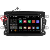 Buy cheap Built In GPS Android Auto Car Stereo Android Auto Car Deck For Dacia / Duster / Renault from wholesalers