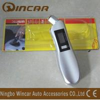 Quality Mini Portable LCD Digital Car Tire Pressure Gauge 0.5 Psi / 0.05 Bar Auto Shut Off for sale