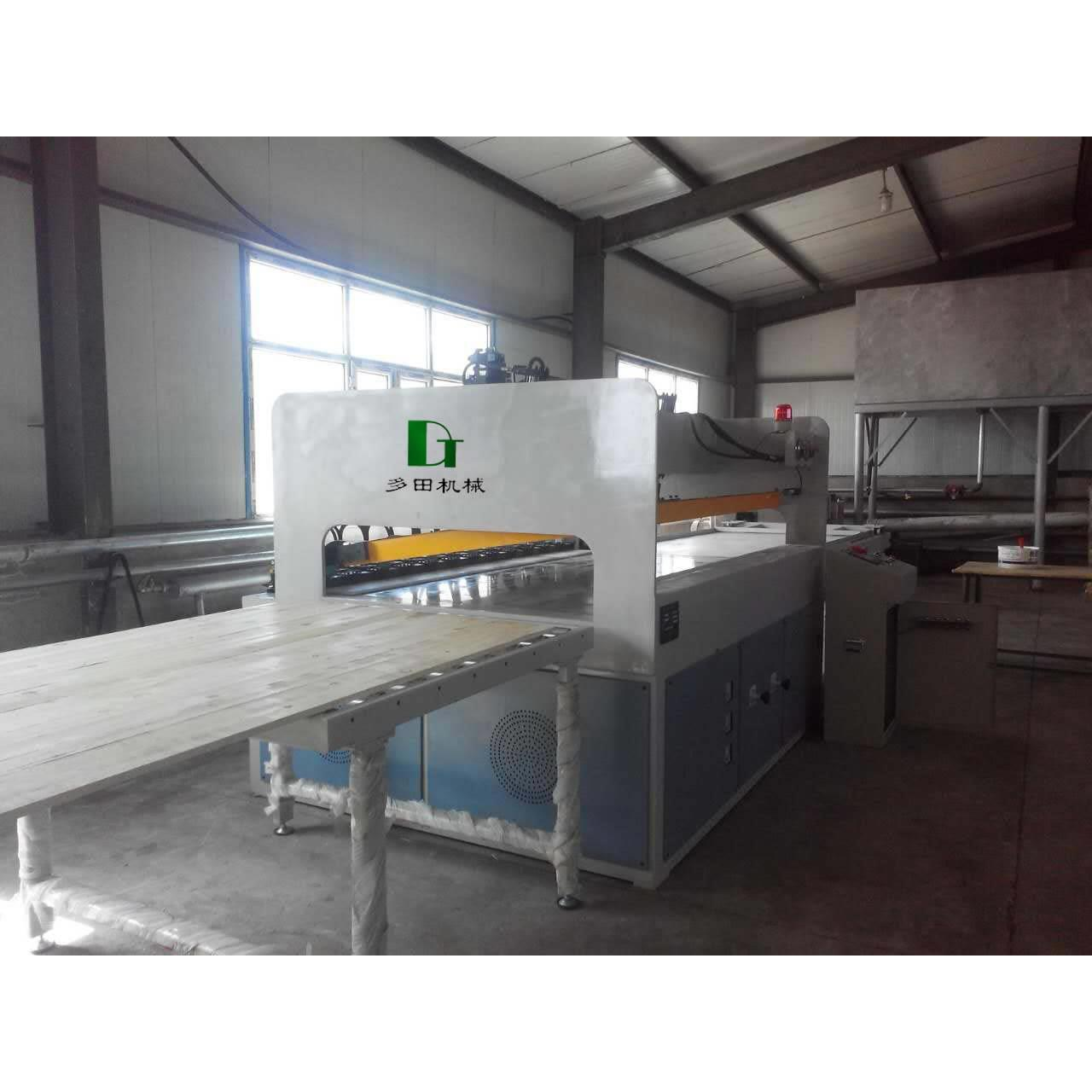 Quality Radio Frequency RF Wood Board Jointing Machine Sales 20kw from Duotian Machinery for sale