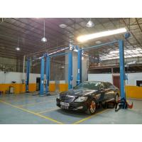 Quality Mechanical Lock Hydraulic Car Lift Durable Double Automotive Car Lifts for sale