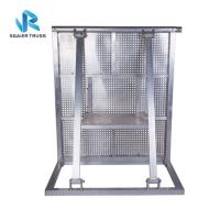 Quality Security Protection Crowd Control Barrier Metal Material Concert Barricade for sale