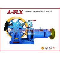 Quality original VVVF/AC1 Villa Elevator Traction Machine , Single Speed TM for sale
