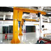 360 Slewing fixed column 0.5t -5t customized eady operated cantilever jib crane for sale