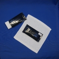 Quality Individual Disposable Heated Antibacterial Wet Wipes for sale