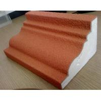 Quality EPS Decorative Crown Moulding Plain Corner for Interior / Exterior for sale