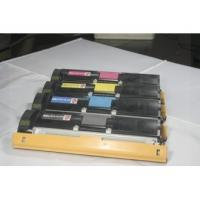 Quality 2300 Konica Minolta Magicolor Toner Cartridges 4500 / 3500 Page BK C M Y Color for sale
