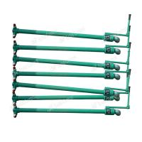 China 360 Degree Swivel Drilling One Nozzle Mud Gun in Horizontal Directional Drilling on sale