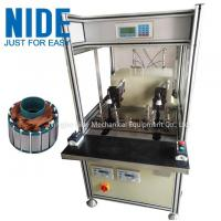 Buy cheap Single flyer BLDC winding machine outer Rotor coil winding machine from wholesalers