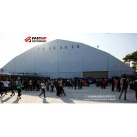 Quality Transparent Polygon Roof 10 By 10 Canopy Tent , Big Canopy Tent Long Life Span for sale