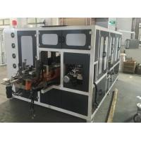Fully Automatic Bundle Facial Tissue Packing Machine , Tissue Making Equipment