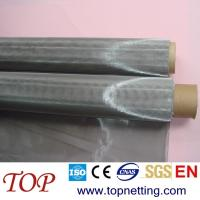 Quality 400/500/600/635 mesh stainless steel fine wire mesh cloth for sale