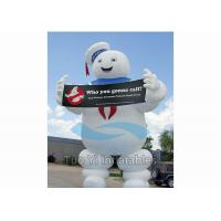 Buy cheap Waterproof PVC Inflatable Character , Quick Inflated Inflatable Characters from wholesalers