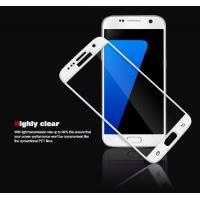 Quality Shatterproof Round Edge Samsung Tempered Glass Screen Protector 9H Hardness for sale