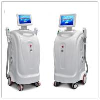 Quality Vertical Multifunctional Shr Hair Removal Machine With Dual Wavelength Limited for sale