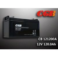 Buy Power Energy Solar Wind Sealed Lead Acid Battery 12V 120AH CB121200A at wholesale prices