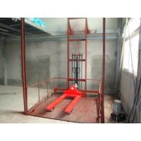 China Kasper Machine Room Freight Lift Elevator For Industrial Sales Field on sale