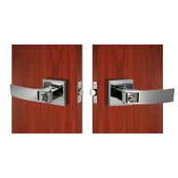 Buy Passage Metal Door Tubular Lockset Safety Tubular Door Latches ANSI at wholesale prices