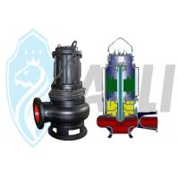 Quality Easy Install Submersible Sewage Pump Drainage Pump For Residential / Commercial Areas for sale